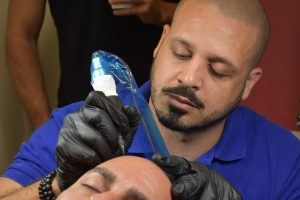 Boca Raton, FL: Fundamentals of SMP with Seif Sidky @ International Hairlines Academy
