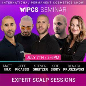 Scalp Expert Sessions at IPCS with Seif Sidky, Matt Iulo, Renata Pruszewski, Jeff Picasso and Steven Greitzer