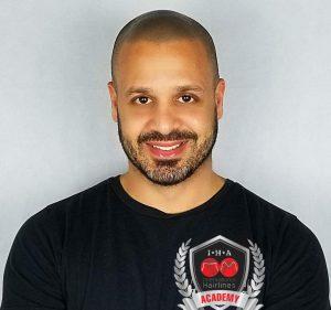 Boca Raton, FL: International Hairlines Academy Scalp Micropigmentation Hybrid training with Seif Sidky