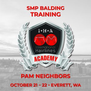 Everett, WA: SMP Balding Training w/ Pam Neighbors
